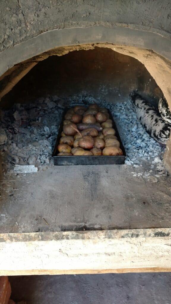 papas al horno